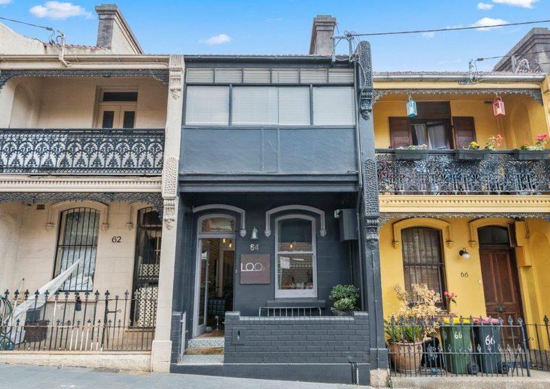 64 William Street, PADDINGTON  NSW  2021